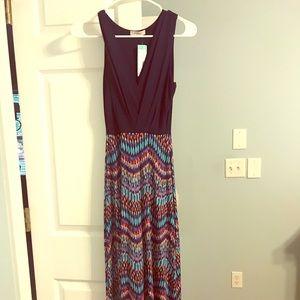 Stitch Fix  Gilli Tahj 2fer Knit Maxi Dress
